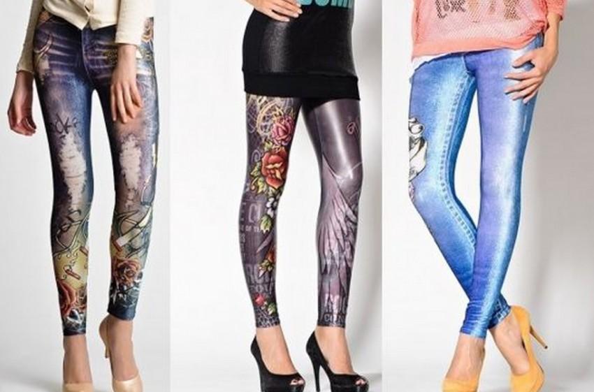 Чем джеггинсы отличаются от джинс