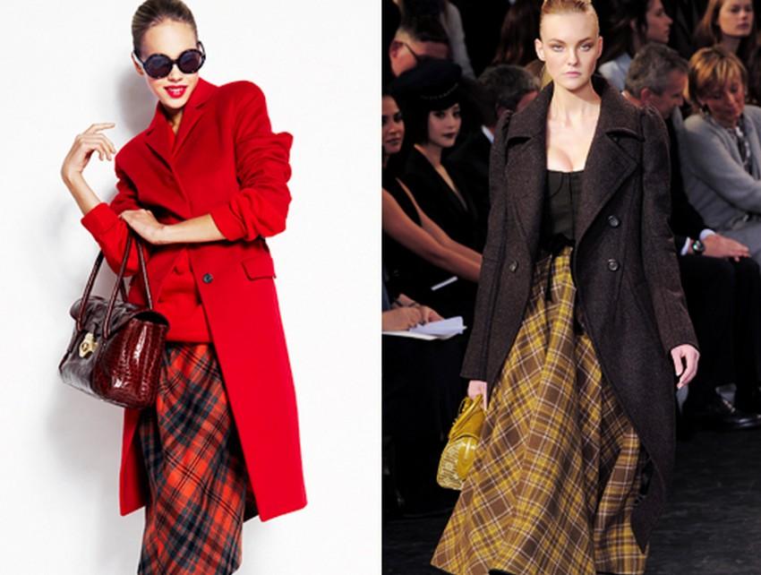 Юбка из шерсти – одна из необходимых вещей в женском гардеробе 4c81b55ca07
