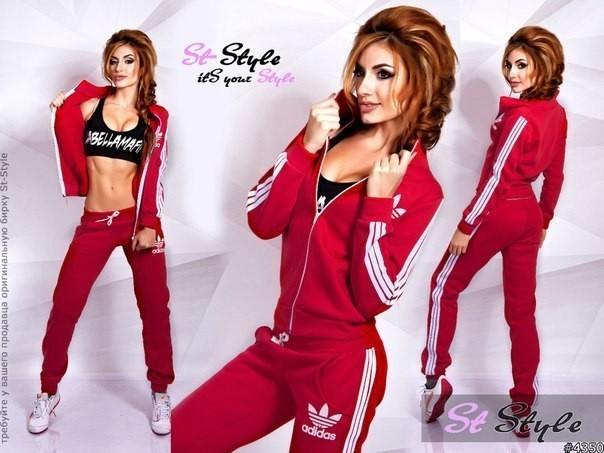 b0355c8ad24 Купить женский красный костюм adidas хорошего качества по выгодной ...