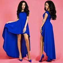 Платье ассиметричный крой