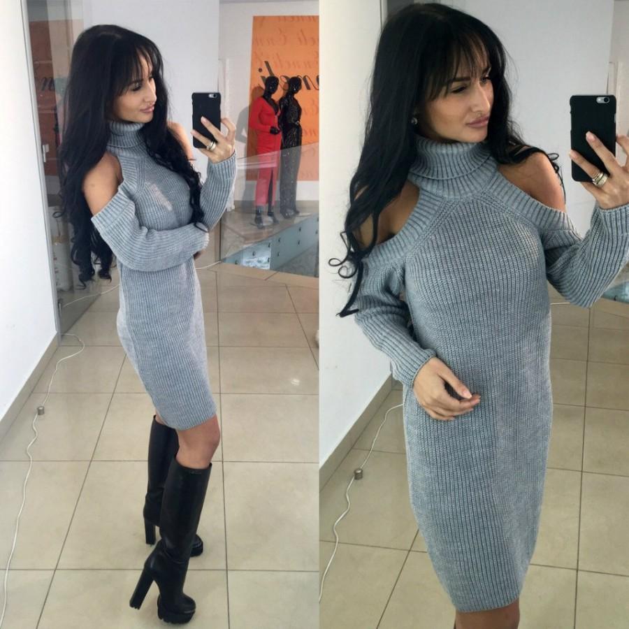 Платье Теплое Купить Россия