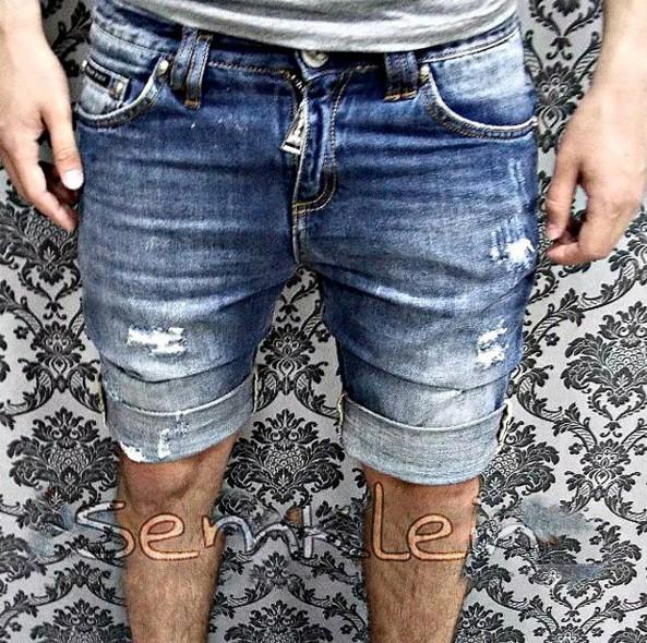 джинсовые бриджи мужские фото