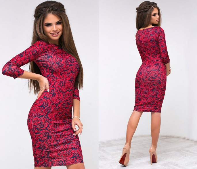 Фасоны платьев для полных женщин: варианты